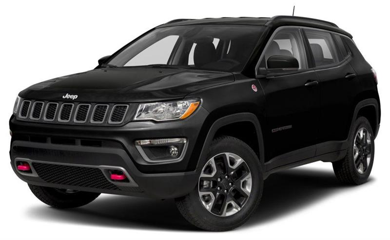 2019 Jeep Compass Trailhawk #K760575