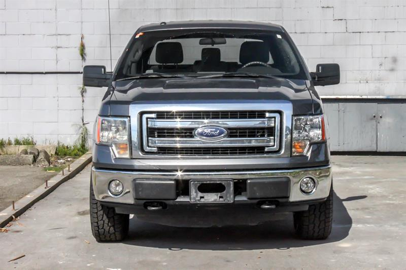 2014 Ford F-150 4WD SuperCrew #BJZ0650B