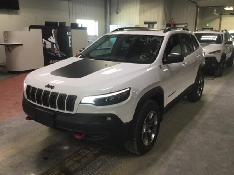 2019 Jeep Cherokee 2019 Jeep Cherokee Trailhawk Elite *4X4/Lthr/Navi #23944