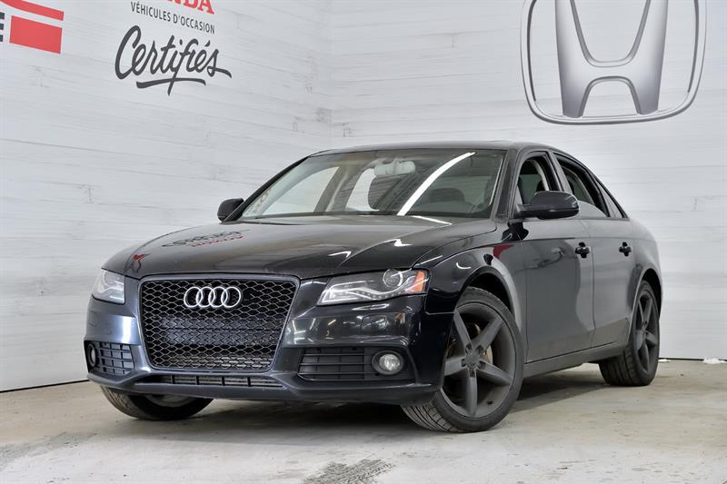 Audi A4 2012 PREMIUM 2.0T #191118A