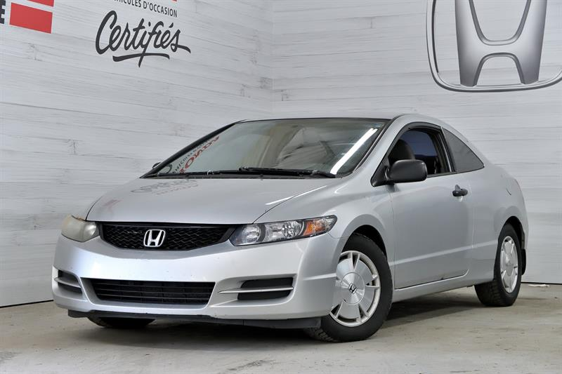 Honda Civic Coupé 2009 DX-G #U-1772A