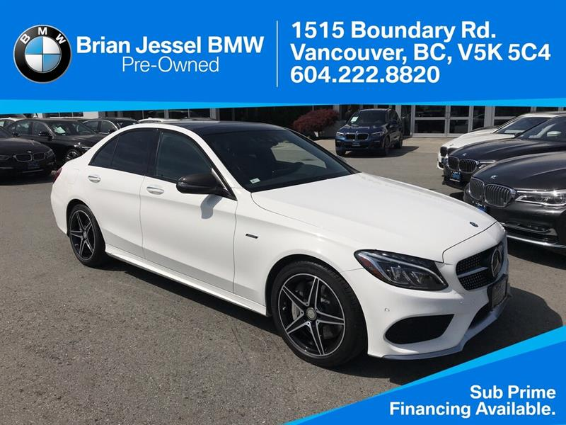 2016 Mercedes-Benz C450 AMG 4MATIC #BP8242