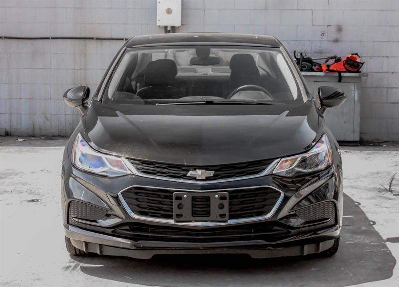 2018 Chevrolet Cruze 4dr Sdn 1.4L LT w-1SD #BJA9149