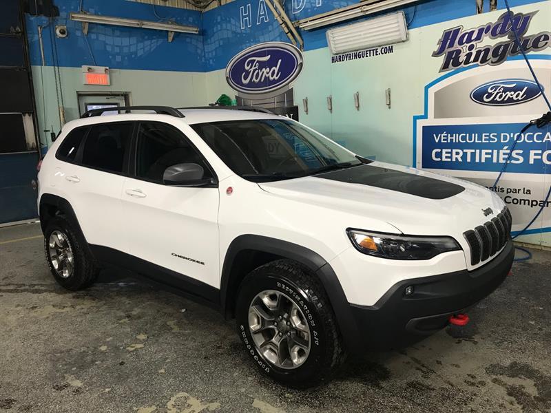 Jeep Cherokee 2019 Trailhawk 4x4 #31754A
