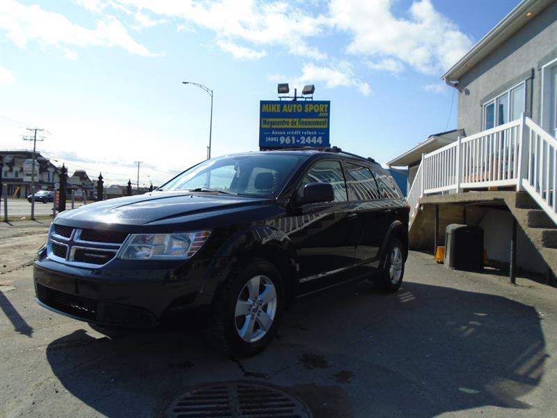 Dodge Journey 2014 FWD 4dr SE Plus