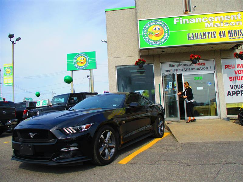 Ford Mustang 2016 2dr Fastback GT #19-109