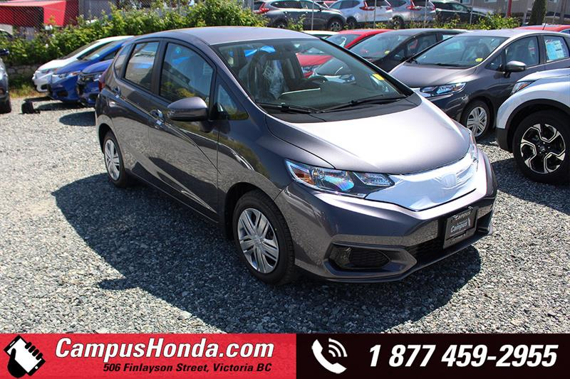 2019 Honda Fit DX #19-0696-NEW