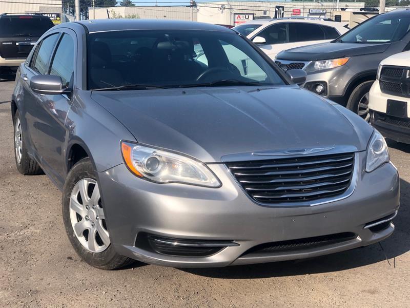 Chrysler 200 2013 LX #DN553967