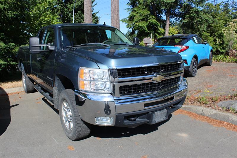 2008 Chevrolet Silverado 3500HD 4WD Ext Cab 157.5 #12441A