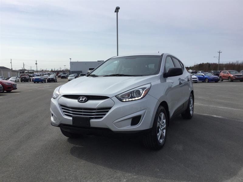 2015 Hyundai Tucson FWD GL #EL9018A