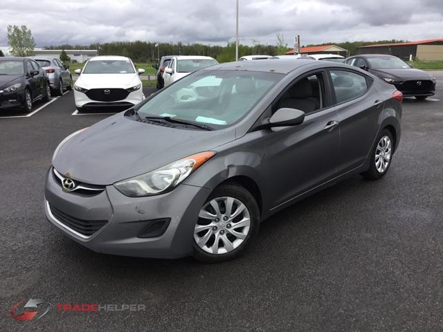 Hyundai Elantra 2012 **GL*1-2-3-4 CHANCES CREDIT* #TH778Q
