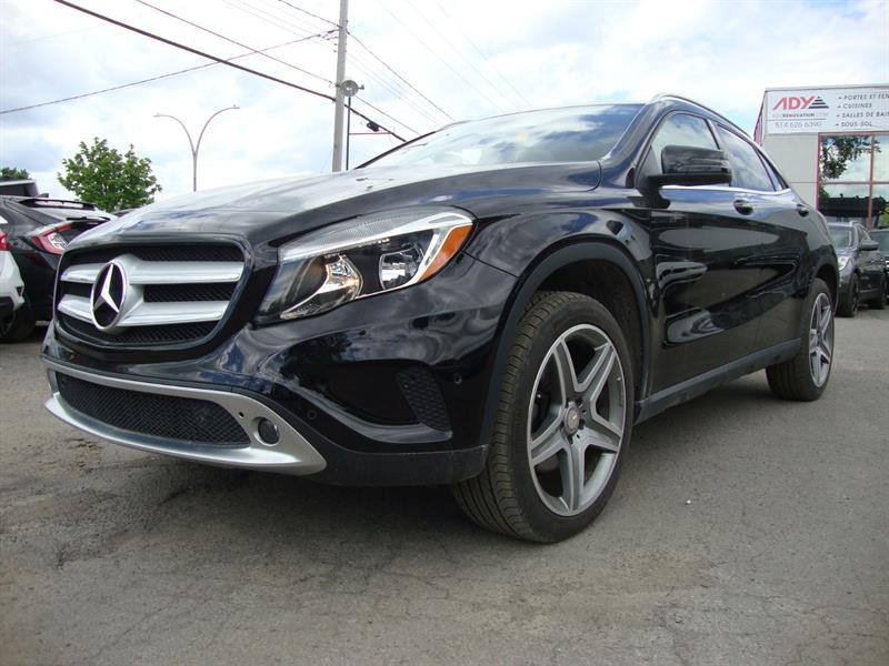 2015 Mercedes-Benz GLA-Class 4MATIC GLA 250 AMG 19MAGS #S000020