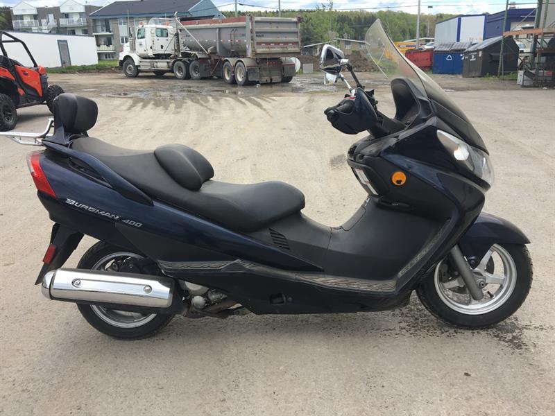 Suzuki Burgman 400 2004