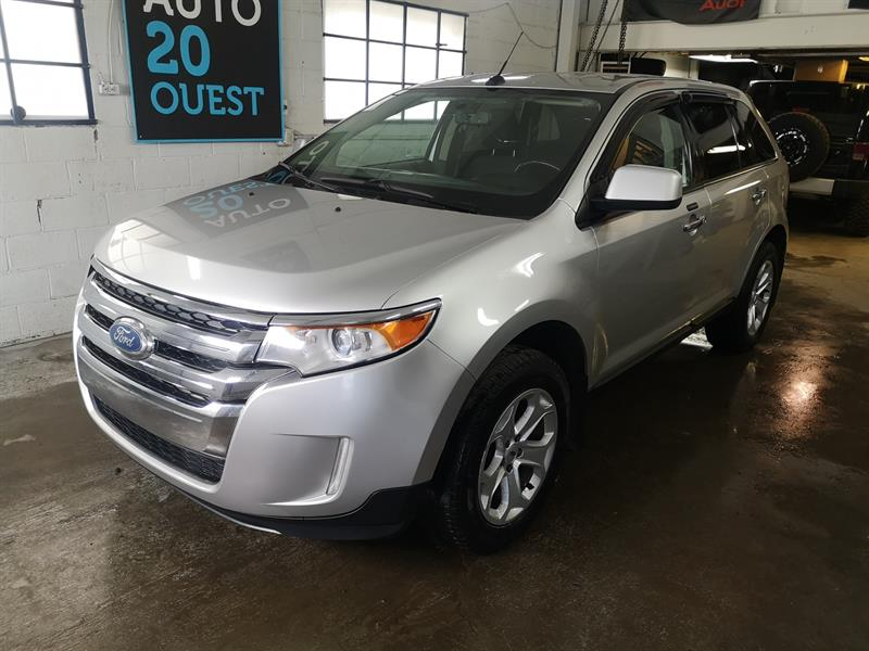 Ford EDGE 2011 4dr SEL AWD #A-19073