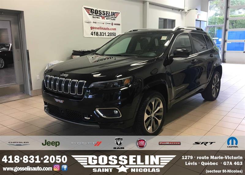Jeep Cherokee 2019 Overland 4x4 #J4746A