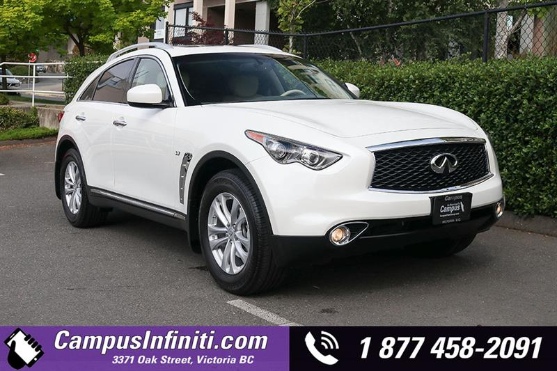 2017 Infiniti Qx70 | Base | AWD w/ Power Tailgate #B0663