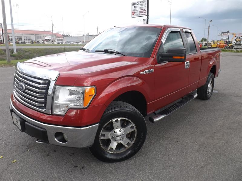 2010 Ford F-150 4WD SuperCab #972538