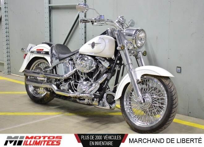 Harley Davidson Fat Boy 2004