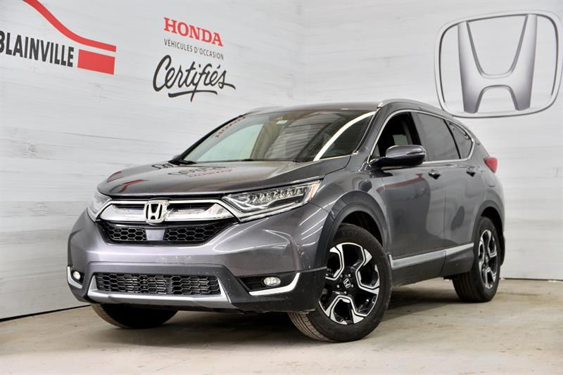 Honda CR-V 2017 TOURING AWD #U-1836
