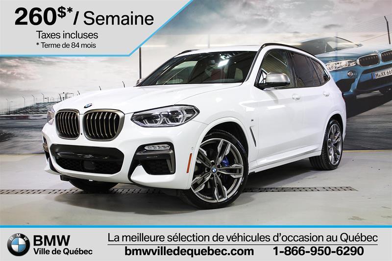 BMW X3 2018 M40i #U5383