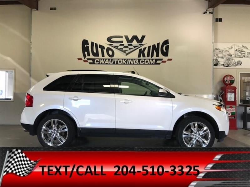 2013 Ford EDGE SEL/  Leather/Roof/Rear Cam/Bluetooth/Finance #20042420