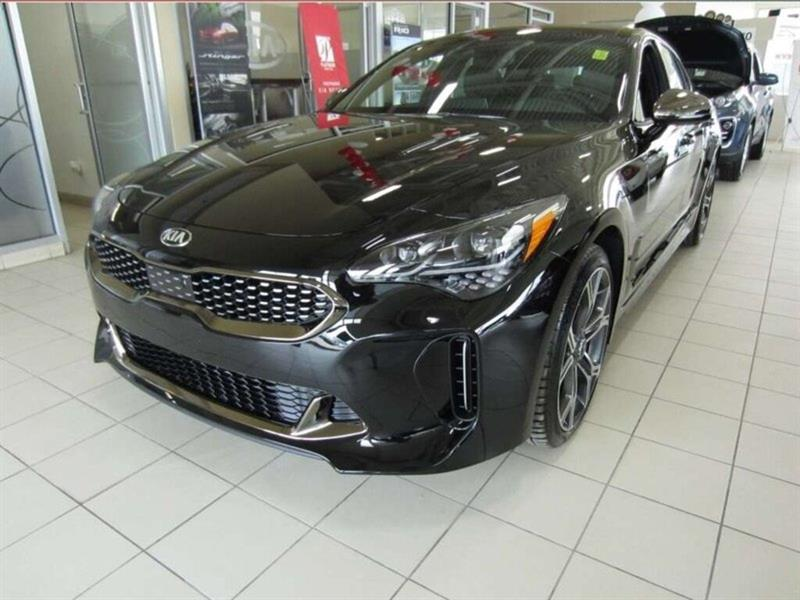2018 Kia Stinger GT Limited 4dr AWD Sedan #18ST775
