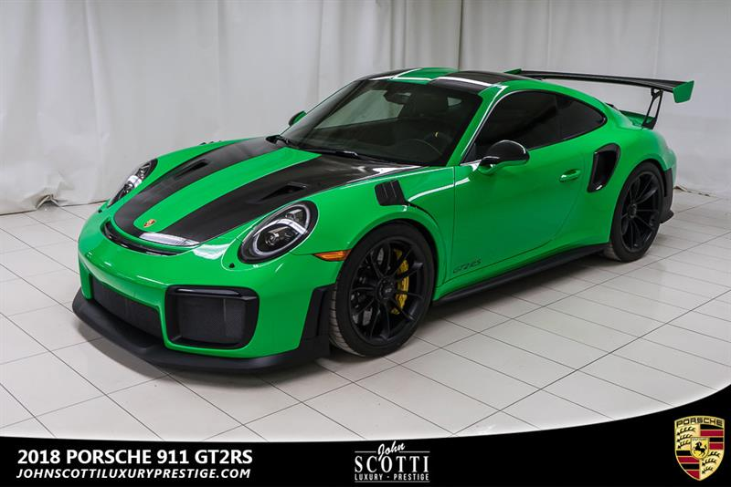 Porsche 911 2018 GT2 RS Weissach Package #P16166