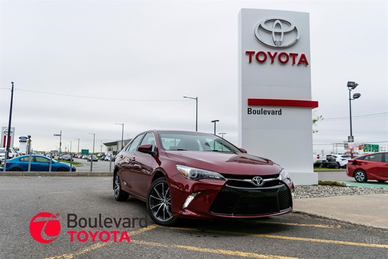Toyota Camry 2015 * XSE * #85906A