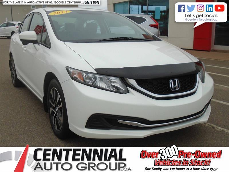 2014 Honda Civic Sedan EX |  #U1861B
