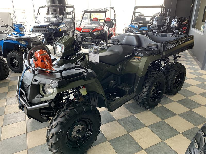 2019 Polaris Sportsman 570 Big Boss 6x6