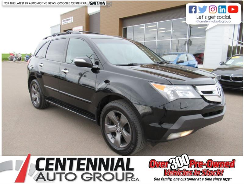 2009 Acura MDX AWD | Elite Package | Navigation #U784