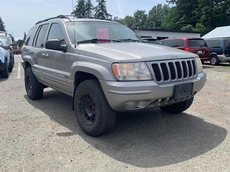 2000 Jeep Grand Cherokee Limited #S575378B