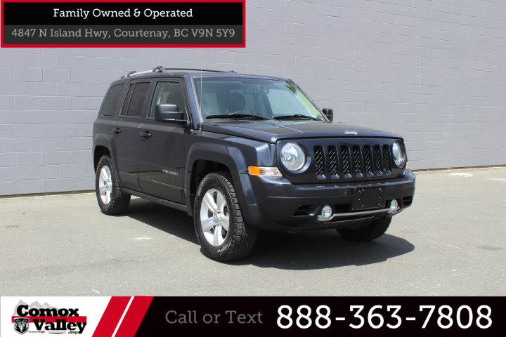 2016 Jeep Patriot Sport/North #W596842A