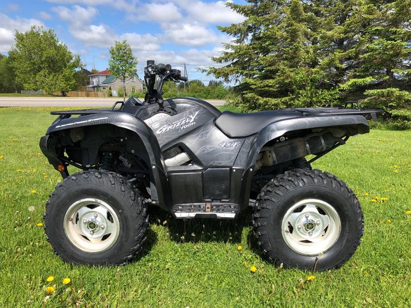 Yamaha Grizzly 700 EPS SE 2008