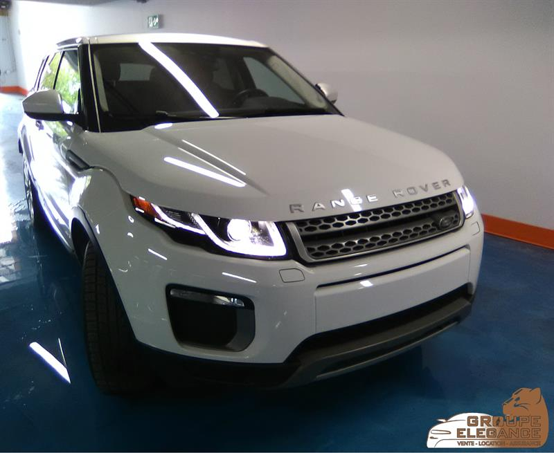 2017 Land Rover Range Rover Evoque HB SE 5dr