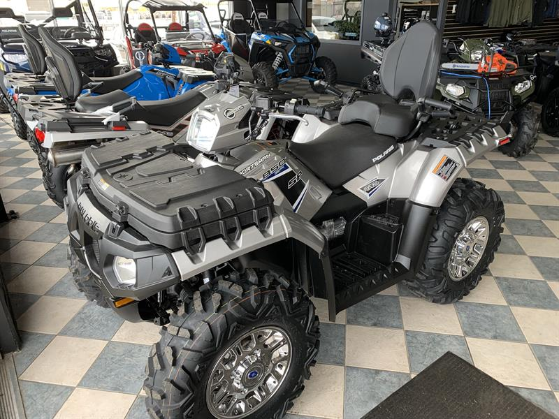 2019 Polaris Sportsman Touring 850