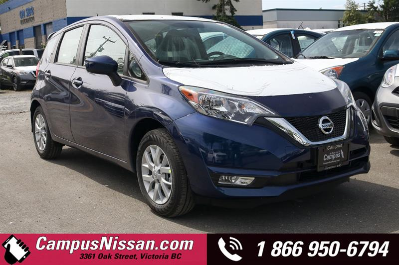 2019 Nissan Versa Note SV FWD w/ Special Edition Pckg #9-B290-NEW