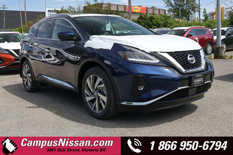 2019 Nissan Murano SL AWD w/ Leather & Moonroof #9-Q436