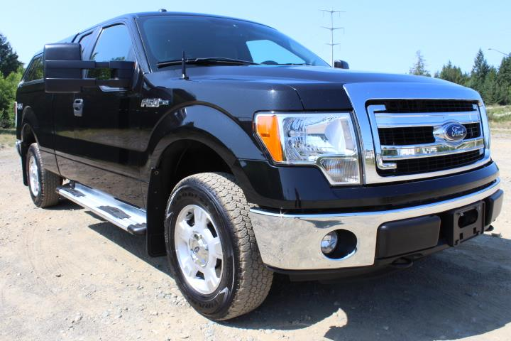 2014 Ford F-150 4WD SuperCab #12455A