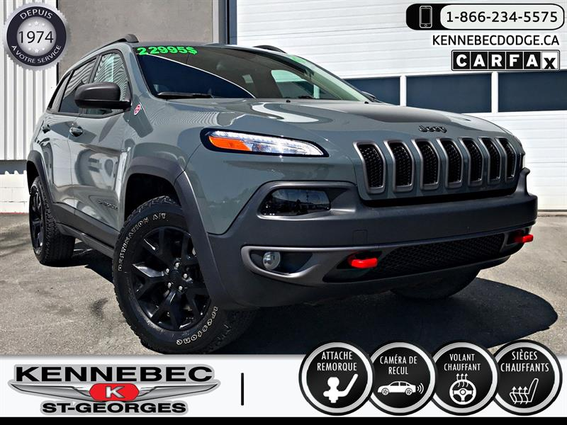 Jeep Cherokee 2015 4WD 4dr Trailhawk #38856a