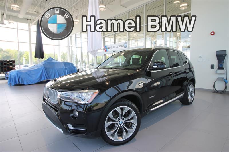 BMW X3 2017 AWD 4dr xDrive28i #U19-119