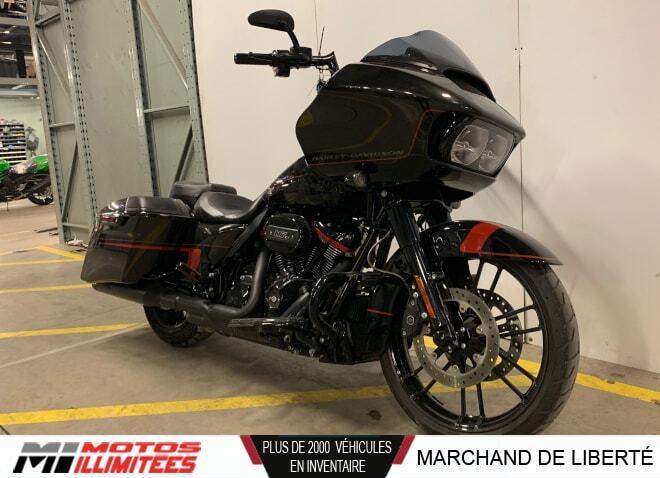 Harley Davidson CVO Road Glide 2018