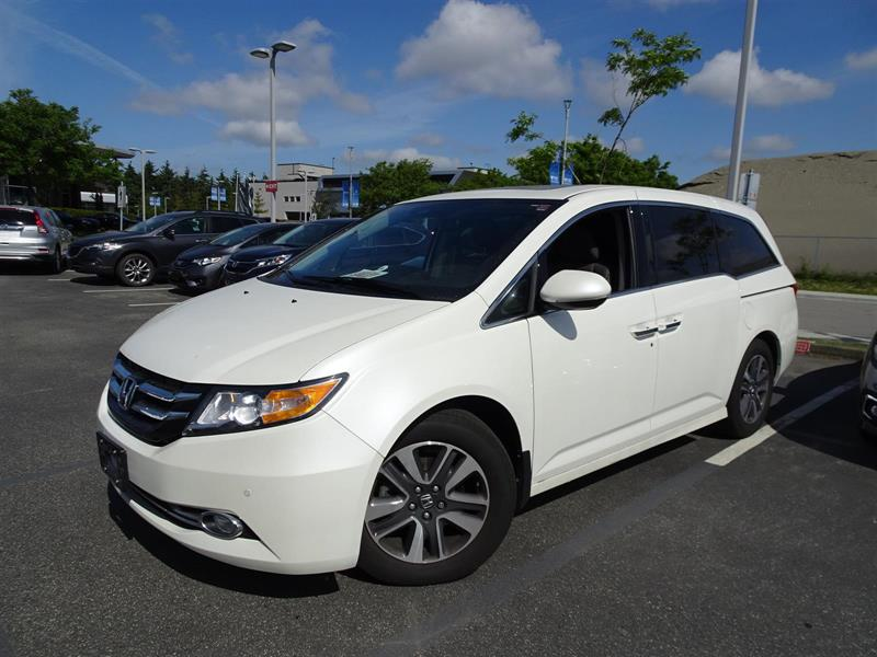 2017 Honda Odyssey Touring. Honda Certified Extended Warranty to 160, #LH8687