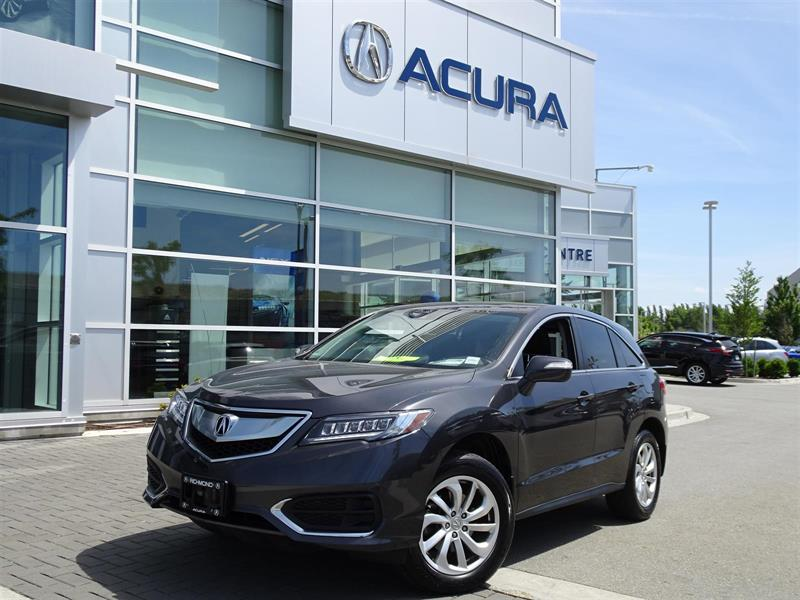 2016 Acura RDX Tech|Acura Certified|Local Car|One Owner|Warranty  #937555A