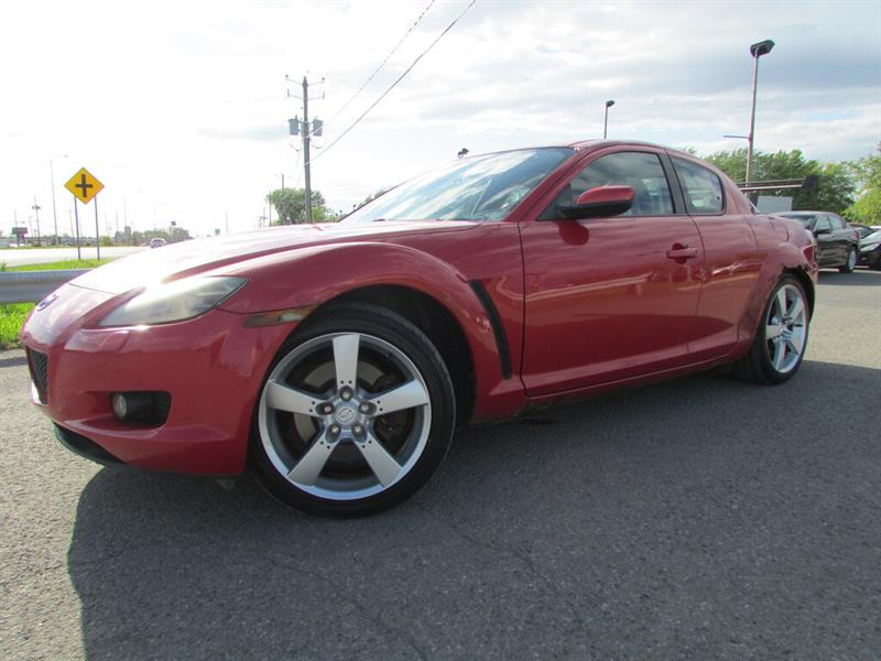 Mazda RX-8 2004 GT A/C CRUISE CUIR TOIT OUVRANT!!! #4435A