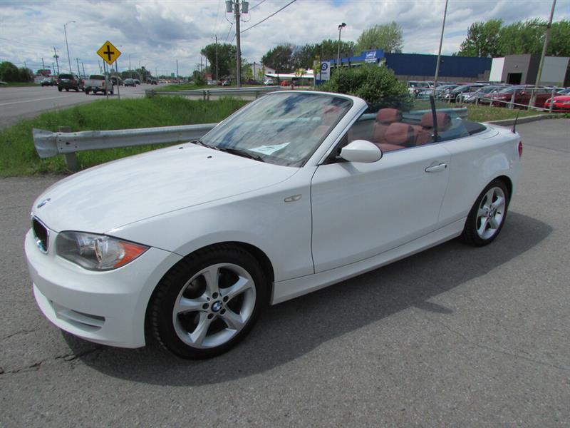 BMW 1 Series 2009 2dr Cabriolet 128i A/C CRUISE MAGS!! #4527