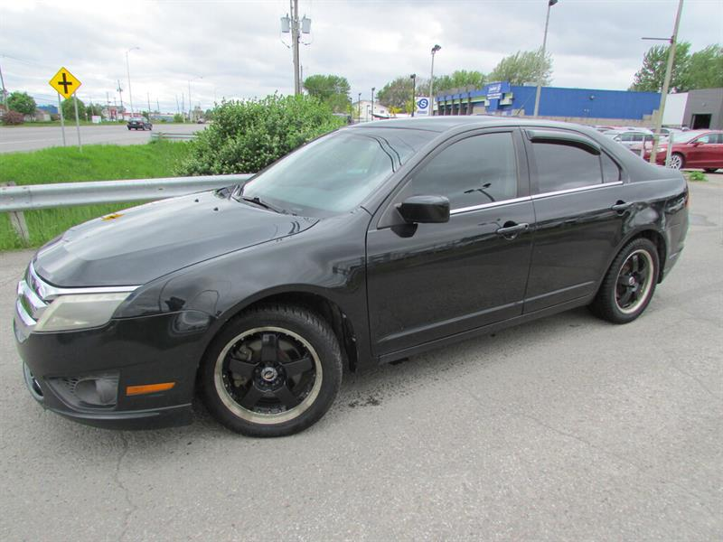 Ford Fusion 2011 MAN. A/C CRUISE MAGS!!! #4515