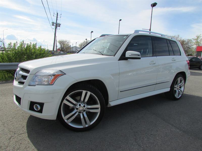 Mercedes-Benz GLK-Class 2010 4MATIC GLK350 BLUETOOTH TOIT PANO!!! #MICHAEL