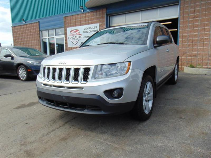 Jeep Compass 2011 Traction avant 4 portes North Edition