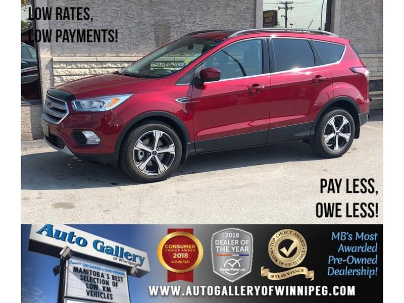 2018 Ford Escape SEL *AWD/Htd Lthr/Navi/Bluetooth #23882